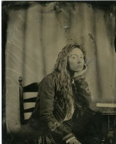 """Photographer Wilson Webb sat down with the cast of """"Little Women"""" during the making of the film, to capture them in traditional wet plate portraits. 1800s Photography, Fashion Photography, Louis Garrel, Woman Movie, Famous Movies, Columbia Pictures, Celebrity Portraits, Scene Photo, Books"""