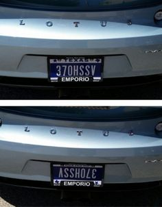 139 Best Personalized License Plates Images In 2019 Vanity Plate