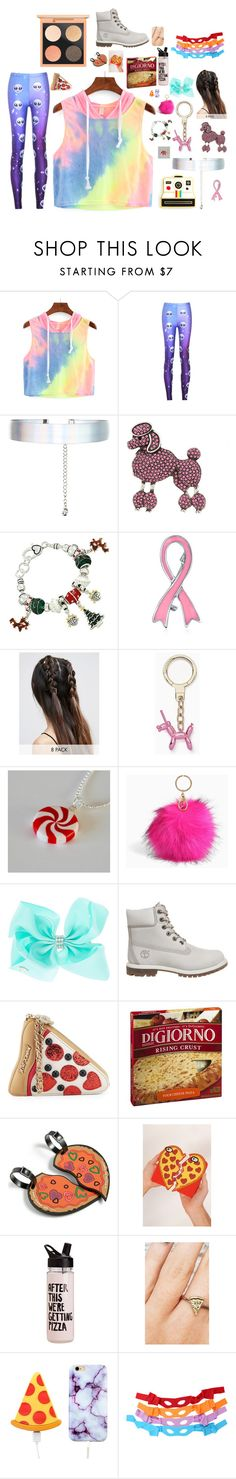 """teen dream"" by alexismaileen on Polyvore featuring beauty, Chicnova Fashion, Accessorize, Marc Jacobs, Polaroid, Bling Jewelry, ASOS, Kate Spade, Torrid and SIWA"