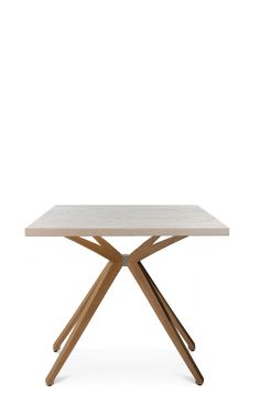 W-Table klein Holzgestell | Wagner Living