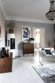VÄLJ TEAK TACK - LINAPACIELLO Interior Styling, Interior Design, Scandinavian Home, Dark Wood, Teak, Modern, Sweet Home, New Homes, Indoor