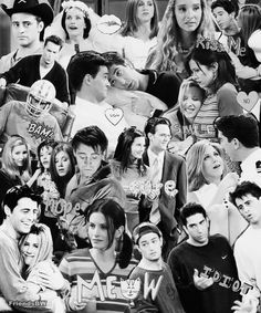 friends collage tumblr - Google Search