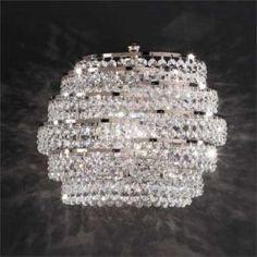Voltolina DNA Crystal 2 Light Wall Light