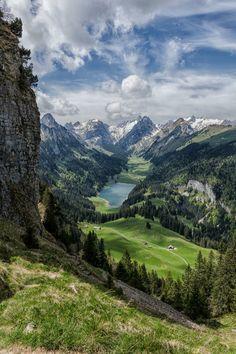 Hoher Kasten, Switzerland