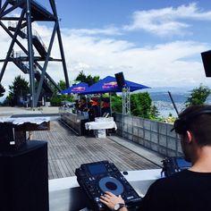 James McHale at PEAK Uto akulm Zurich - 13.06.2015 #peak #utokulm #zh #zurich #deephouse #techno #techhouse #party #openair #stage #kv2audio #daytime #daytimeparty #swiss #switzerland @james__mchale
