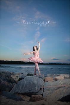 Ballet Senior Photo | Senior Girl | Cape Cod Photographer