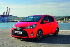New Release Toyota Yaris Review 2015 Front View Model