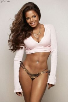 Janet Jackson - imma try my best to look like this at her age!