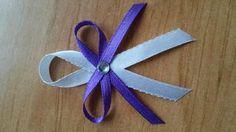 Vývazek - fialová + lila