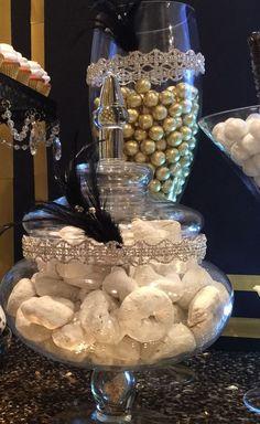 Gatsby table setting