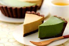 宇治抹茶チーズケーキ「ゆめみどり」