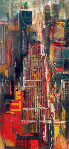 Bernhard Vogel - N.Y. the great