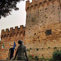 1,100 year old castle - Castello di Casole in Casole d'Elsa, Toscana