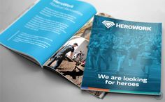 In early 2015 we began a great project with HeroWork, a great organization based in Victoria doing amazing things.