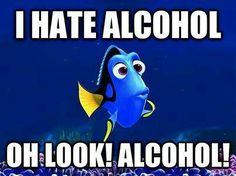 funny pics, funny pictures, alcohol, funni, drink, funny images, fish aquariums, funny quotes, funny photos