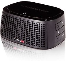 Monster ClarityHD Precision Micro Bluetooth Speaker 100 - Refurbished