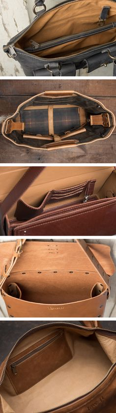 Our bags are made by the most amazing craftsmen and artisans. Love the attention to detail in each piece.