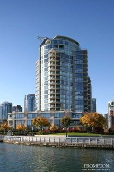 The Concord Building Yaletown Downtown Vancouver Apartments For Condos