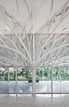 #Architecture in #India - #Pavilions by Serie Architects