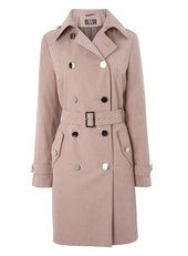 Pink Trench Mac