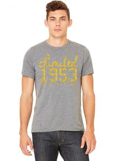limited 1953 edition Tshirt