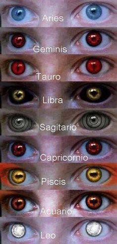 Gemini eyes!