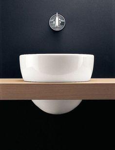 Inspiratieboost: ronde wastafels in de badkamer - Roomed