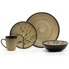 Mikasa Anissa dish set. Love our dishware!