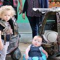 Dad transforms kids' cars into 'Mad Max' masterpieces (15Photos)