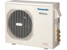 Thermopompe centrale multizone - Unité intérieure CU-4KE31NBU  – Climatisation 6900 BTU. – Chauffage 10900 BTU. – Aussi disponible en climatiseur.