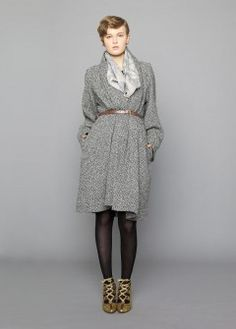 Vivienne Westwood Anglomania - and suddenly I find myself missing winter.