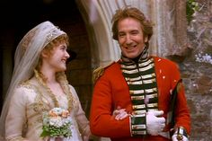 For Man Candy Monday, we present our guide to Alan Rickman in historical costume movies and TV, plus some Robin Hood and Harry Potter, because we love you.