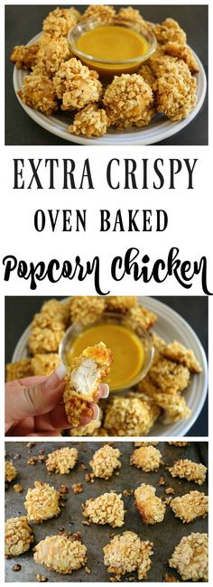 """#SingWithPost #CerealAnytime #Ad Now that is some crunchy looking chicken! How about honey mustard popcorn chicken for your next family movie night?  You won't believe what the """"secret ingredient"""" is!  /walmart/"""