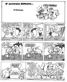 """E' arrivato il """"Mostro""""... #IoSeguoItalianComics #Satira #Politica #Comics #Humor #Umorismo #Italy #Alfonso #Mostralfosno"""