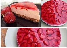 Cake «Strawberry mood»