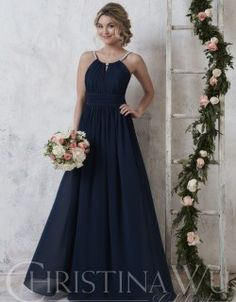 Christina Wu Celebrations bridesmaids dresses, formerly Pretty Maids bridesmaid dresses, by House of Wu. Shop the latest collection of bridesmaids dresses at Bridal Expressions. Bridal Dresses, Bridesmaid Dresses, Bridesmaids, Bridesmaid Ideas, Dresser, Christina Wu, Tiffany's Bridal, Chiffon Gown, Formal Gowns