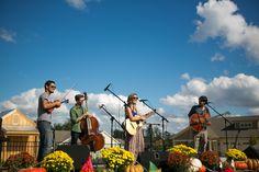 Live Music at the 2013 Briar Chapel Pepper Festival
