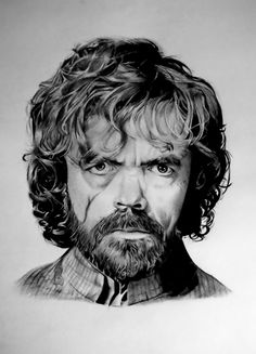 Game Of Thrones Drawings, Dessin Game Of Thrones, Game Of Thrones Artwork, Pencil Portrait, Portrait Art, Easy Drawings, Pencil Drawings, Deep Tattoo, Drawings Pinterest