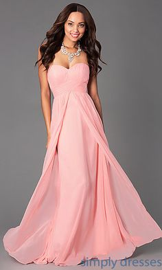 Shop for long prom dresses and long formal dresses at PromGirl. Long party dresses, floor-length prom dresses, long formal party dresses, and long evening gowns for special occasions. Spring Formal Dresses, Elegant Dresses, Pretty Dresses, Beautiful Dresses, Cheap Prom Dresses, Homecoming Dresses, Bridesmaid Dresses, Prom Gowns, Ladies Dresses