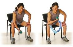 How to Prevent Tennis Elbow. Golf Exercises To Strengthen Your Back Tennis Elbow Exercises, Golf Exercises, Tennis Elbow Relief, K Tape, Muscle Stretches, Hip Stretches, Stretching Exercises, How To Play Tennis, Play Golf