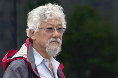 Geneticist David Suzuki Says Humans Are Part Of A Massive Experiment?