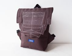 MINI Genuine Tonal Colour Block Backpack Rucksack Water Repellent Tonal Zipper