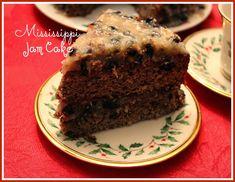 Sweet Tea and Cornbread: Aunt Tootsie's Mississippi Jam Cake!
