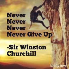 Happy Monday everyone!Here's your #Monday #motivation #inspiration #fitfam #nevergiveup #sirwinstonchurchill #bestquote #believeinyourself #activeliving #believenourish #achieve  @Overgram  #Overgram #instagood #photooftheday #igers #picoftheday #instadaily #instagramhub #likeback #pleaselike #instahub #iphonography #iphoneonly #bestoftheday #igdaily #jj #instagramers #shoutout #fslc