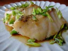 Sautéed White Fish in Ponzu Recipe by cookpad.japan Sautéed White Fish in Ponzu Recipe by cookpad. White Fish Recipes, Easy Fish Recipes, Seafood Recipes, Asian Recipes, Healthy Recipes, Ethnic Recipes, Drink Recipes, Ponzu Sauce Recipe, Cook Pad