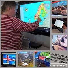 Pohjoismaihin tutustumassa