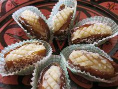 Moroccan Stuffed Dates Recipe