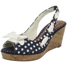 Adorable!!  Sperry Top-Sider Women's Southport Wedge Sandal Wedge Sandal - designer shoes, handbags, jewelry, watches, and fashion accessories | endless.com