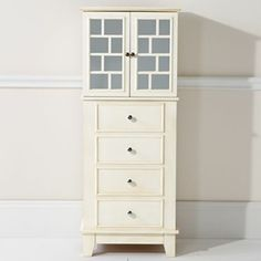 Genial White Mirror Jewelry Armoire   Jcpenney Mirror Jewelry Armoire, Jewelry  Cabinet, Jewelry Storage,