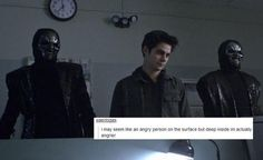 Void Stiles should not be that sexy...I blame Dylan